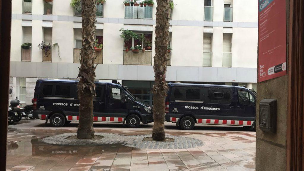 furgons mossos joaquim xirau