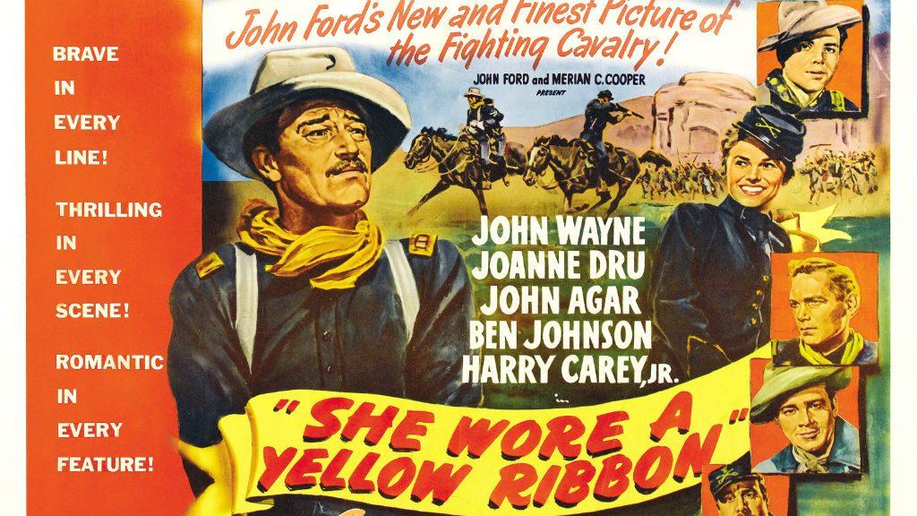 pel·lícula yellow ribbon