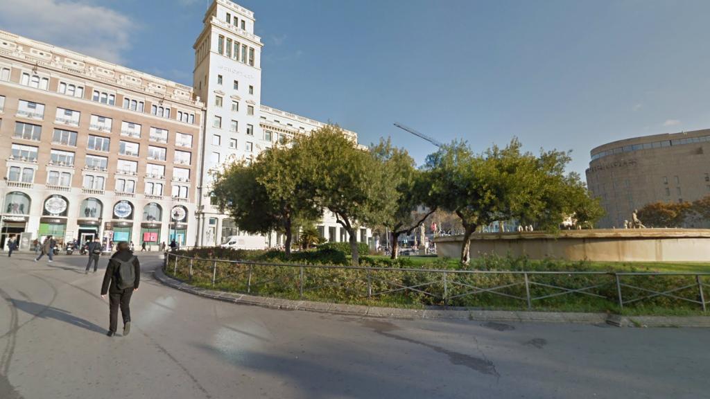 Plaça Catalunya