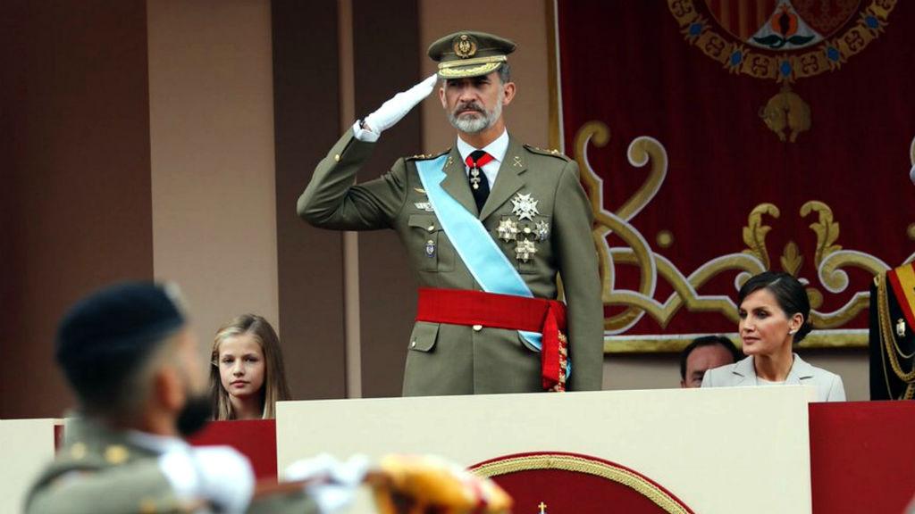 rei Felip VI