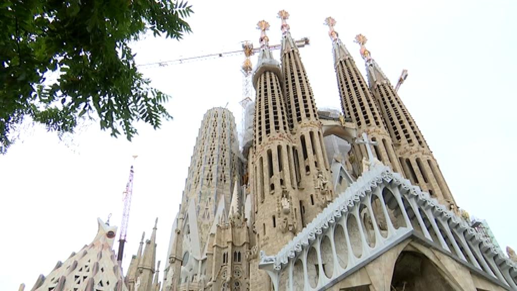 Sagrada Família façana passió