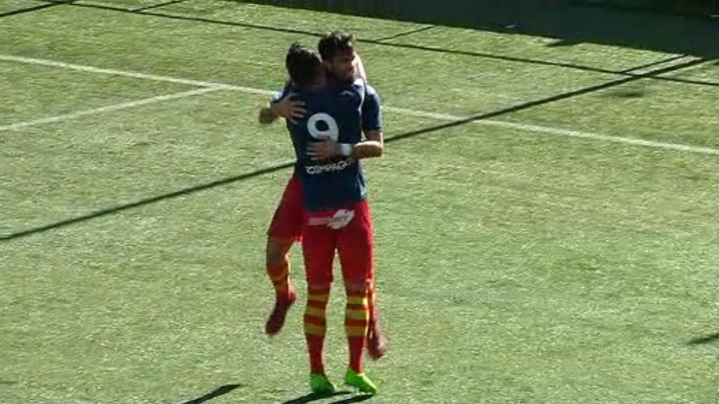 El Sant Andreu perd davant el Vilafranca