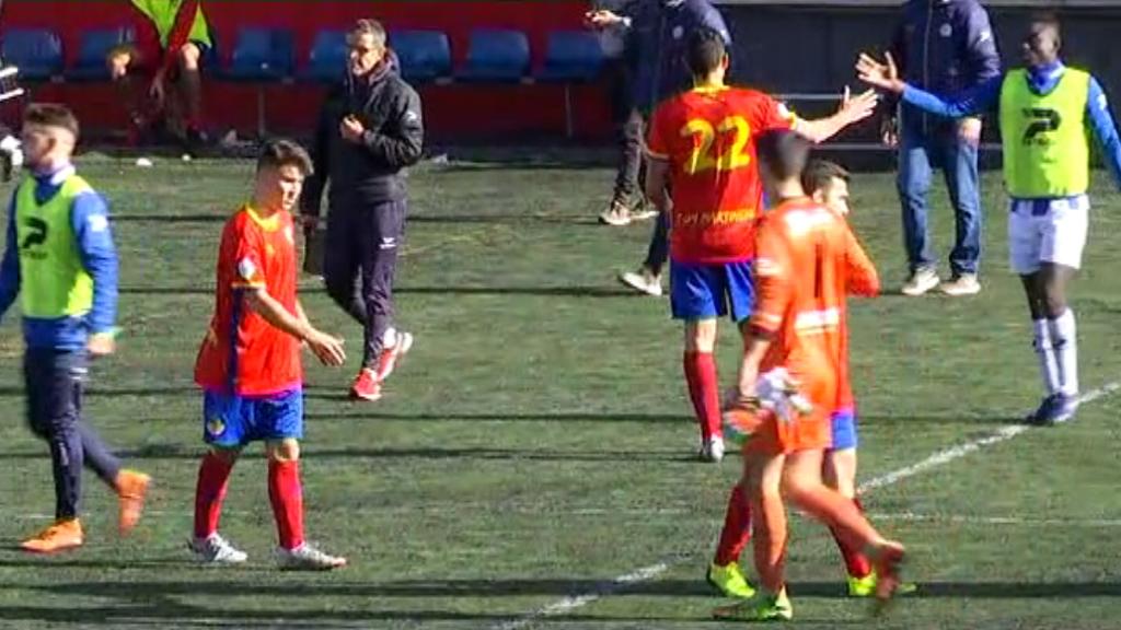 Prèvia FC Martinenc Vilafranca
