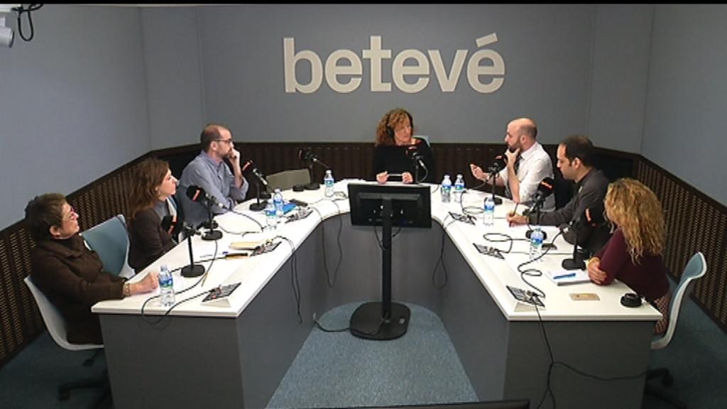 Debat primàries ràdio