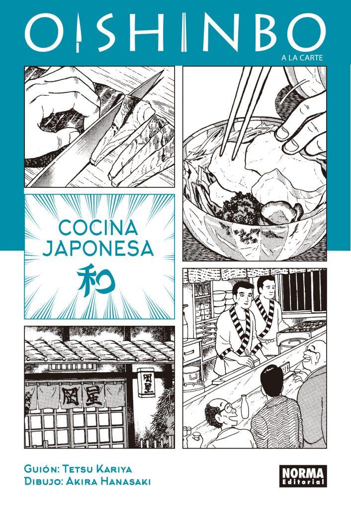 OISHINBO. A LA CARTE Tetsu Kariya i Akira Hanasaki. Norma, 2015