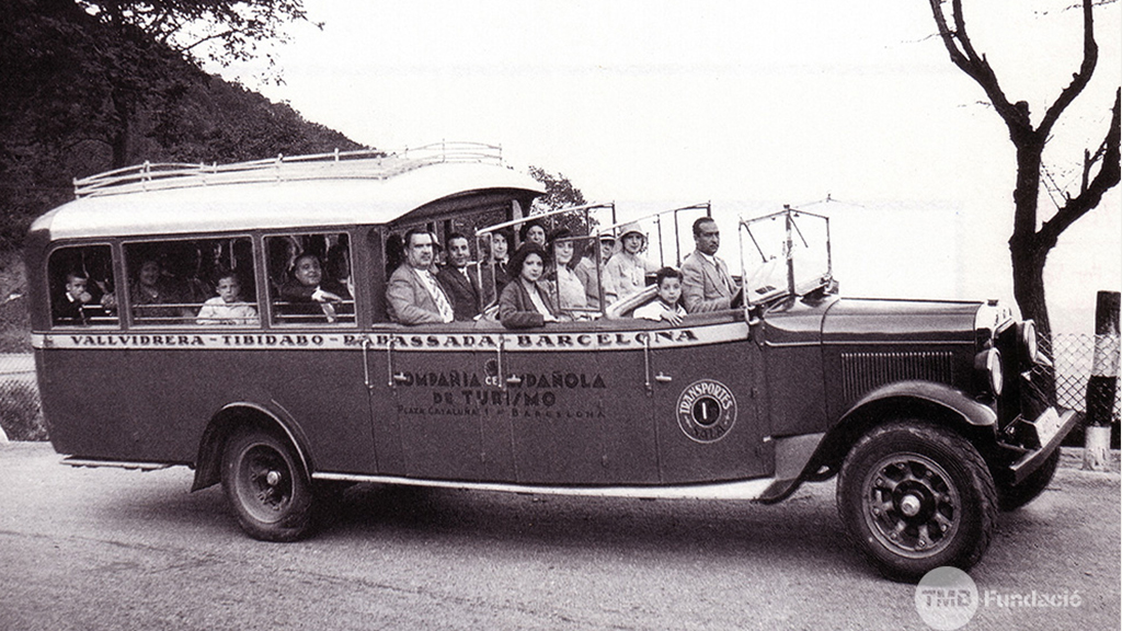 Turistic expo 1929