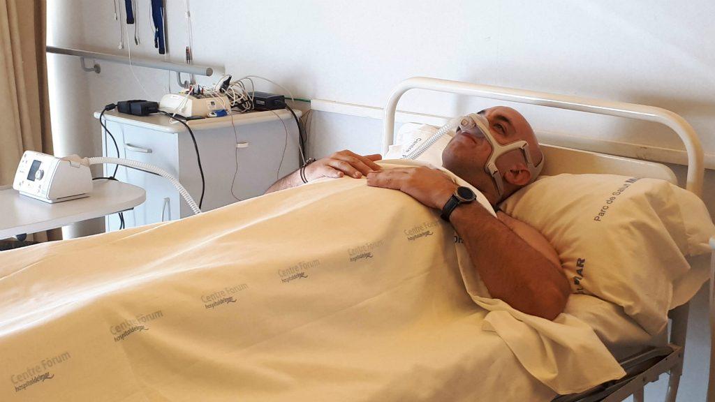 tractament apnea son hospital mar