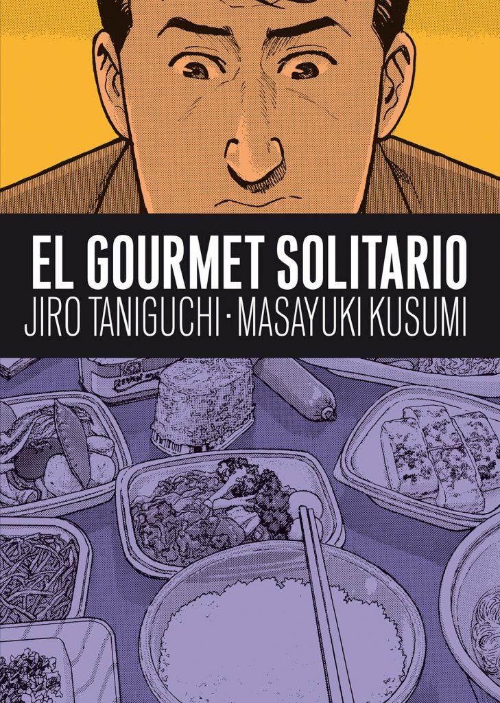 EL GOURMET SOLITARIO Jiro Taniguchi i Masayuki Kusumi. Astiberri, 2010