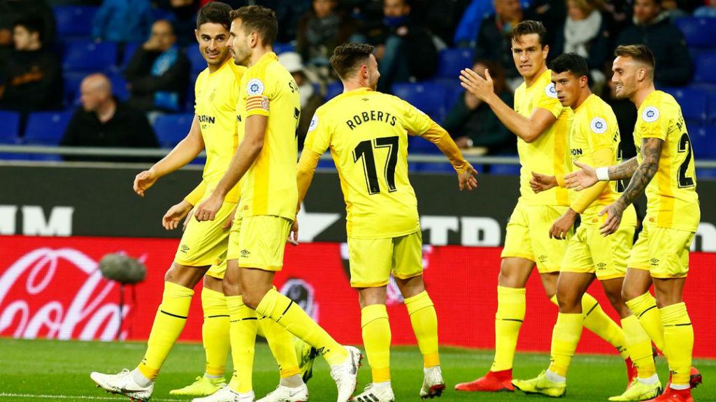 L'Espanyol perd amb el Girona