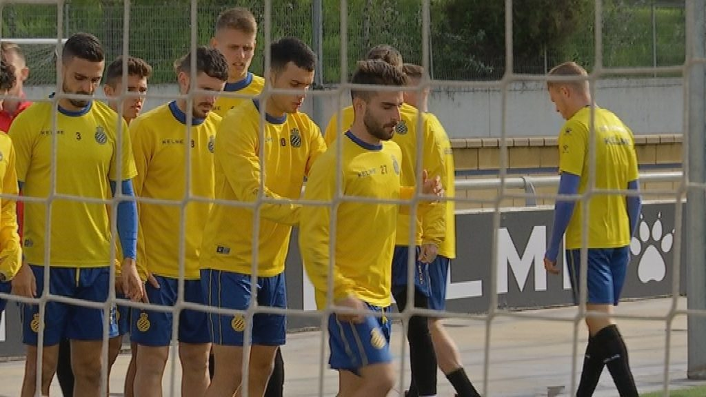 RCD Espanyo B Copa Catalunya previa Sant Andreu