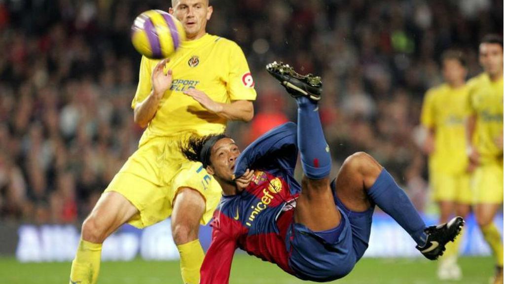 Les històries dels Barça - Vila-real