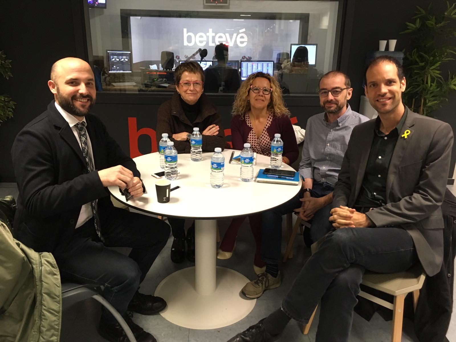 Debat candidats Primàries Barcelona