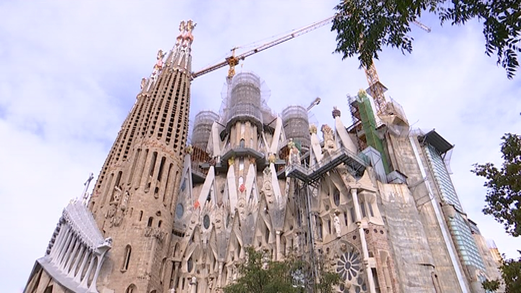 Sagrada Família monument
