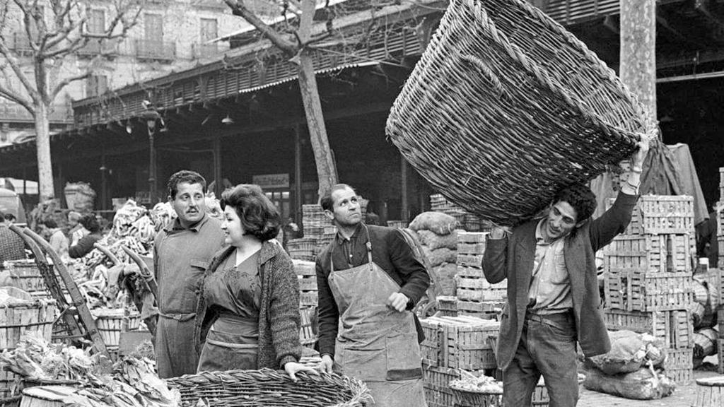 mercat born historica
