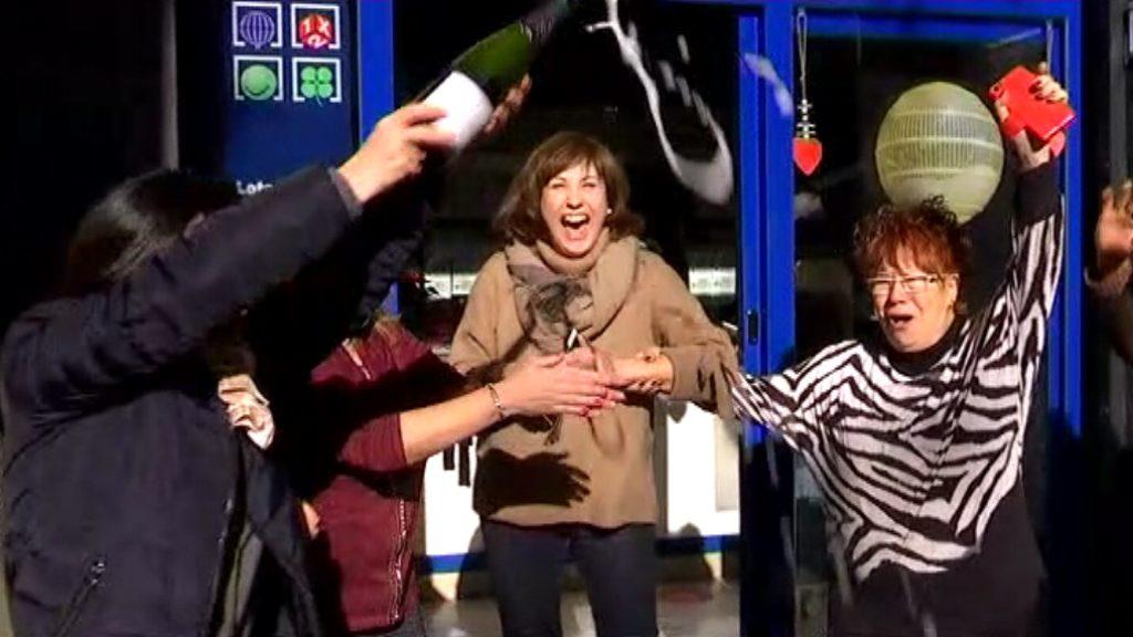 Grossa de la loteria de Nadal a Navas de Tolosa