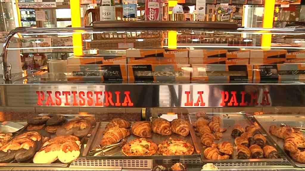 La pastisseria la Palma