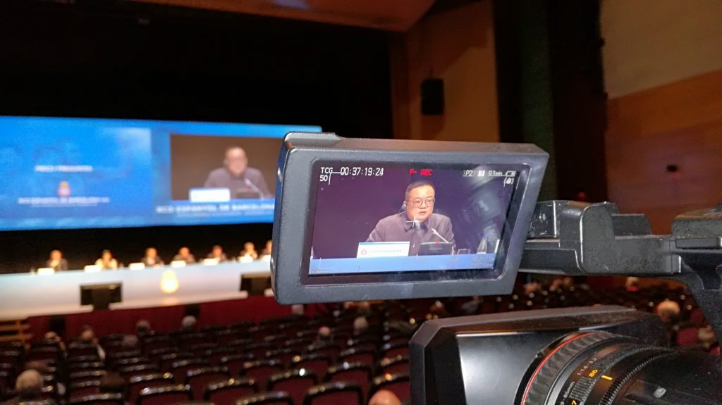 chen yansheng junta accionistes 2018