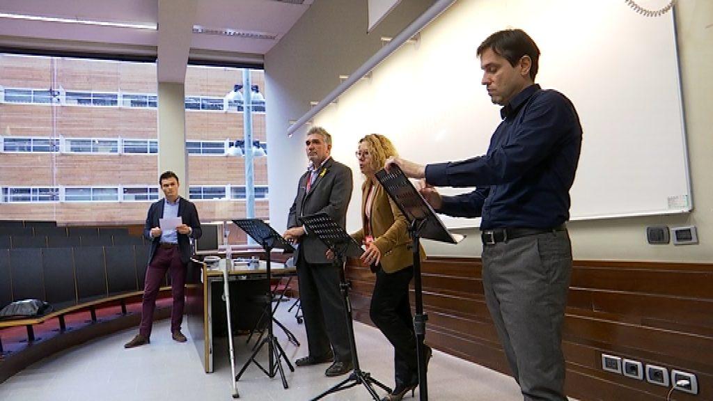 Debat dels candidats a Primàries Barcelona