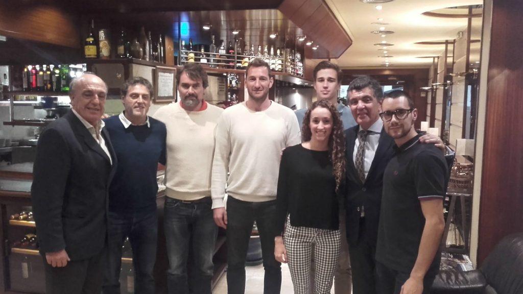 Membres i esportistes Federació Catalana de Natació