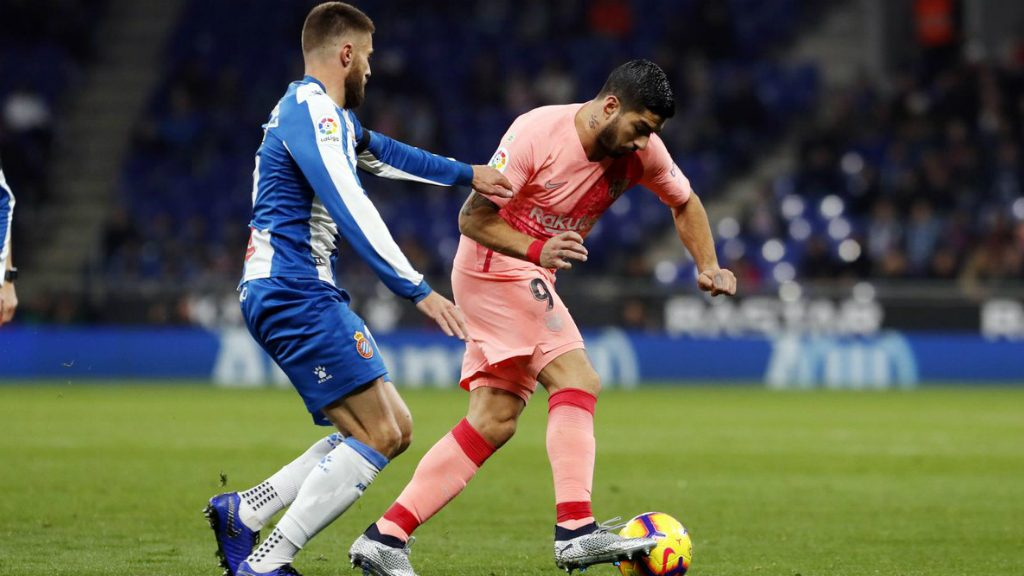 Luis Suárez, jugador FC Barcelona