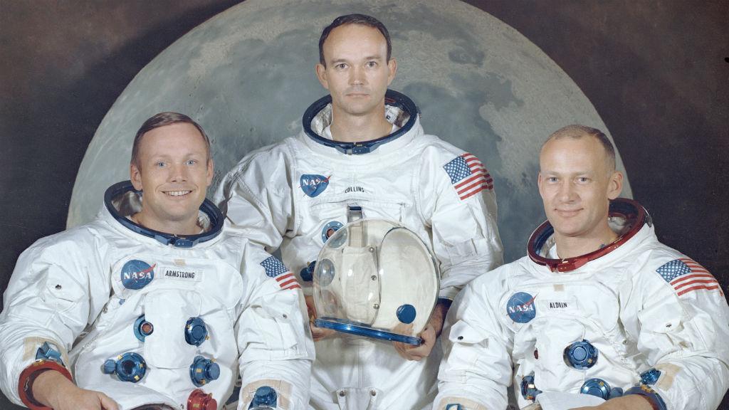 expo arribada a la lluna cosmocaixa Neil Armstrong