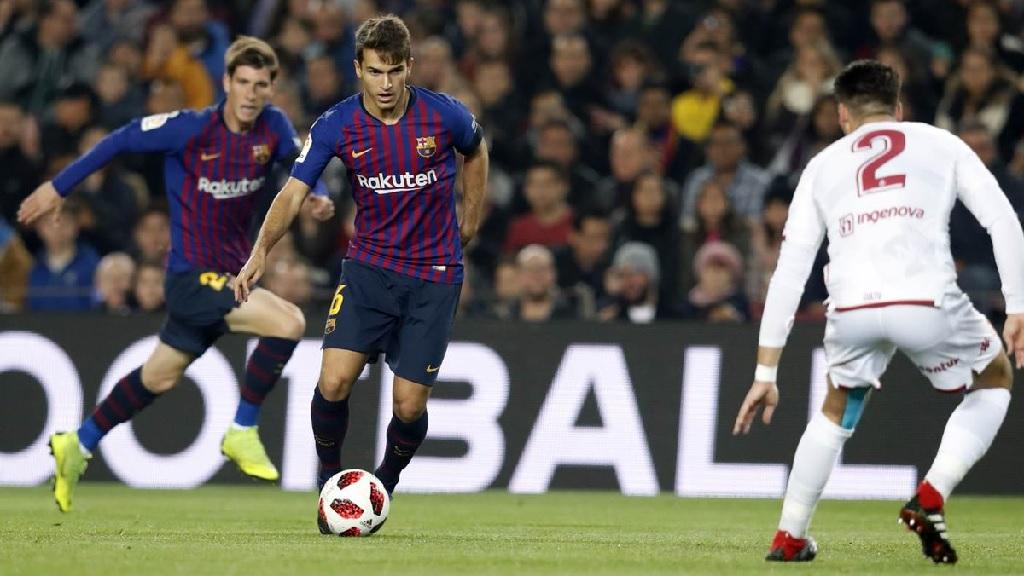 El Barça ha guanyat la Cultural Lleonesa