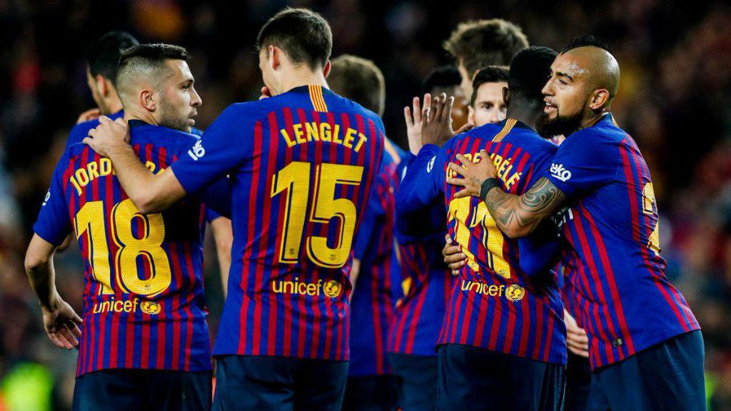 El Barça guanya el Vila-real