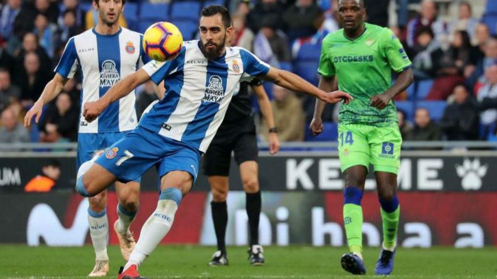 L'Espanyol encadena cinc derrotes
