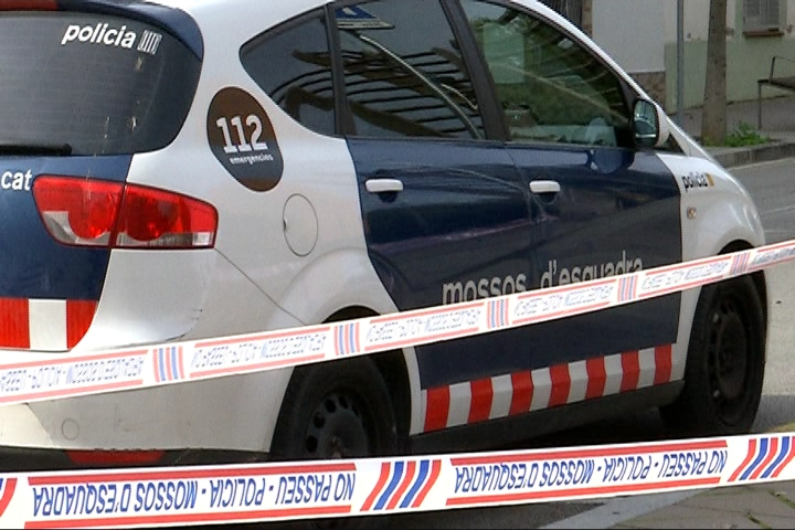 vehicle mossos