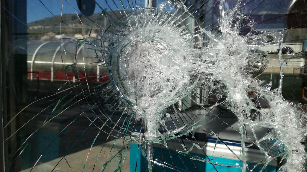 Robatoris i destrosses al CE Canyelles