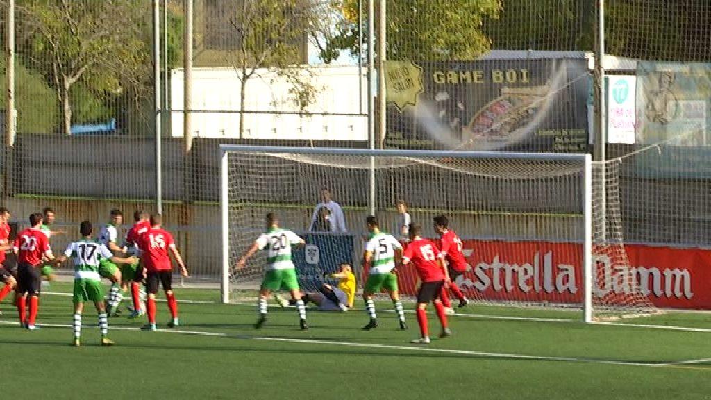 FC Santboià - UE Sants (1-2)