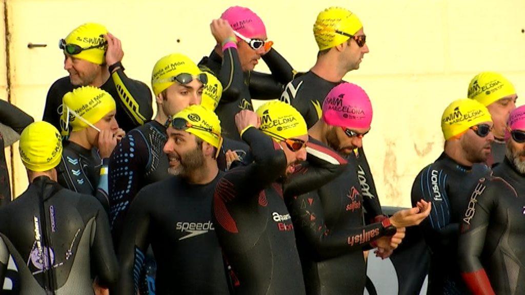 Swim Sant Silvestre Barcelona