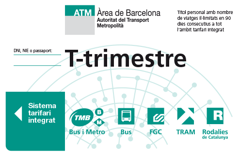 Targeta T-Trimestre