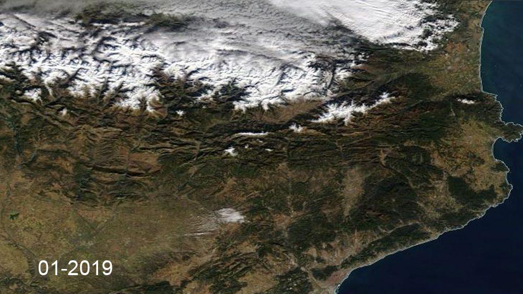 Imatge satèl·Lit (NASA)