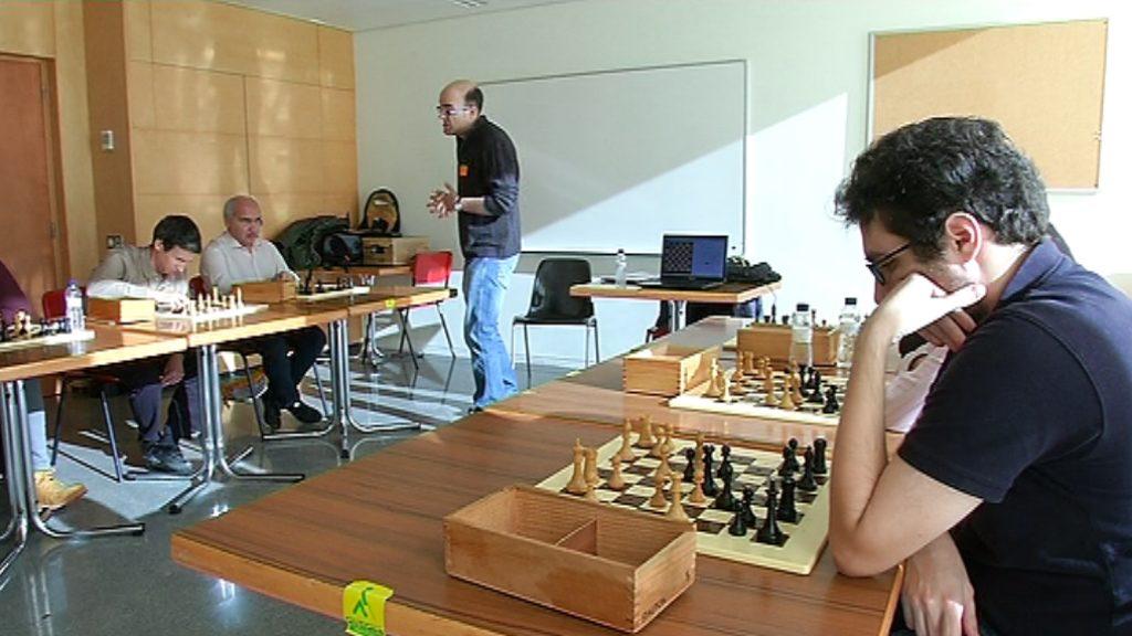 Classe magistral d'escacs ONCE