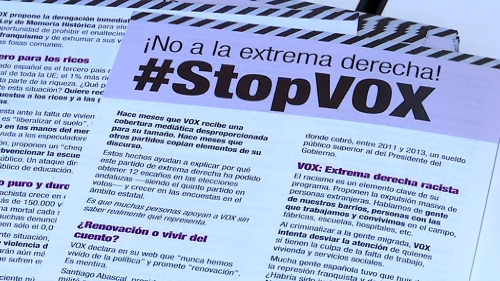 stop vox UCFR