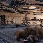 Obres al Liceu, 13 d'agost del 1997 - Manolo Laguillo - Arxiu Fundació Gran Teatre del Liceu