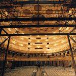 Obres al Liceu, 16 de setembre del 1998 - Manolo Laguillo - Arxiu Fundació Gran Teatre del Liceu