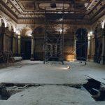 Obres al Saló dels Miralls del Liceu, 24 de març del 1999 - Manolo Laguillo - Arxiu Fundació Gran Teatre del Liceu
