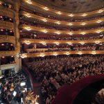 Sala del Liceu un dia de representació, temporada 2018/19 - © A. Bofill