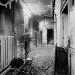 Interior del Liceu, febrer del 1994 - Jordi Calafell - Arxiu Fotogràfic de Barcelona