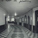 Passadís de platea - Arxiu de la Societat del Gran Teatre del Liceu