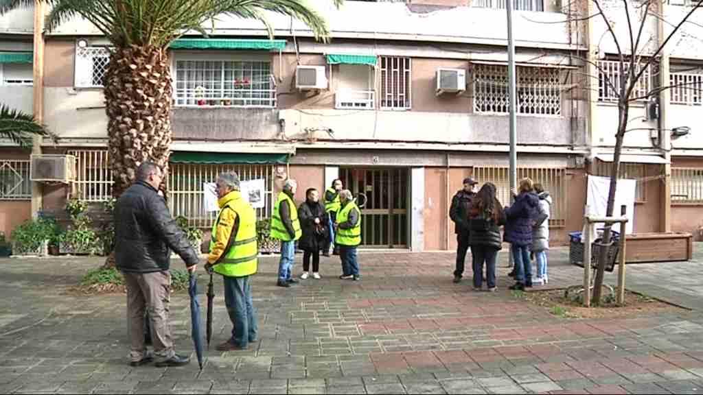L'Associació de Veïns del Besòs denuncia diversos problemes als pisos del Besòs