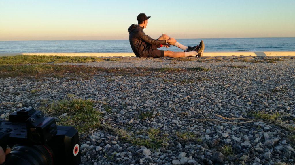 Àlex Roca mitja marató