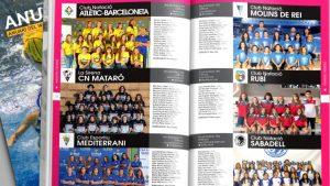 Club Natació Atlètic-Barceloneta a l'Anuari