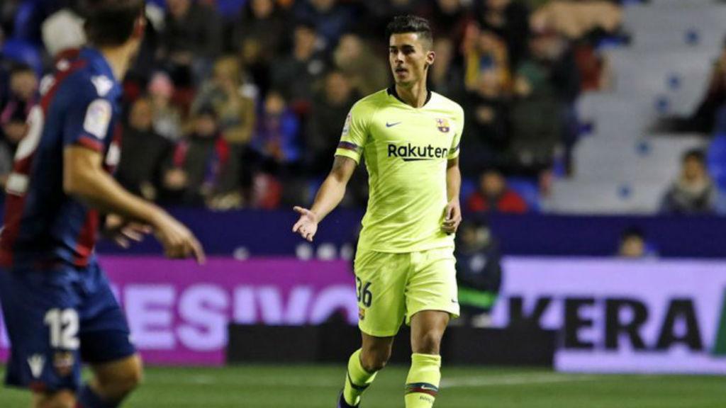 El Barça podria haver alineat Chumi incorrectament
