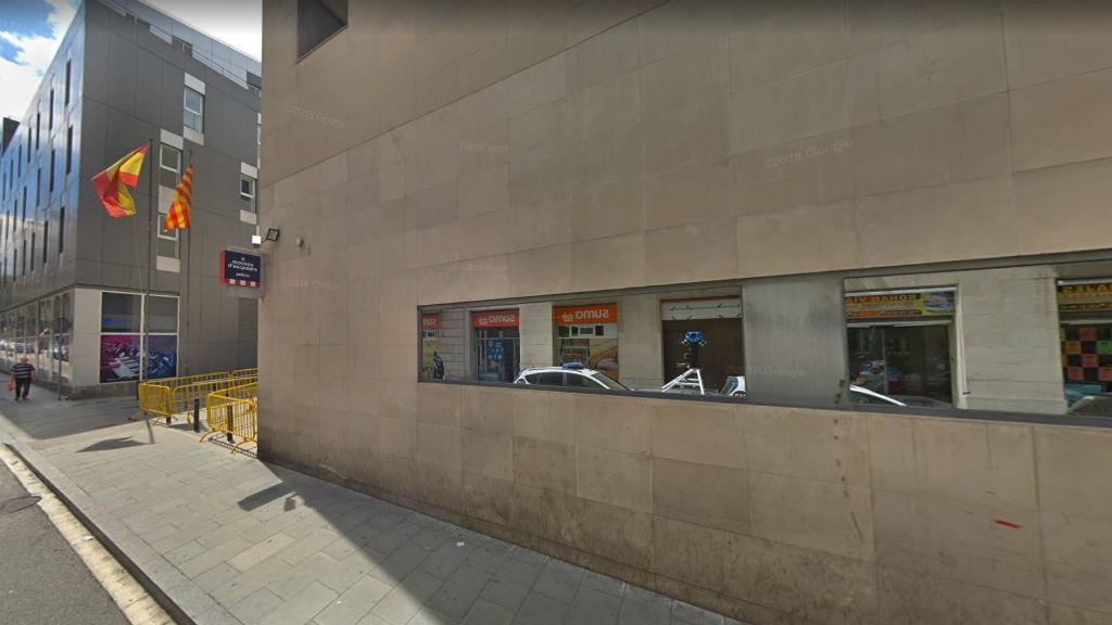 Mort comissaria mossos ciutat vella