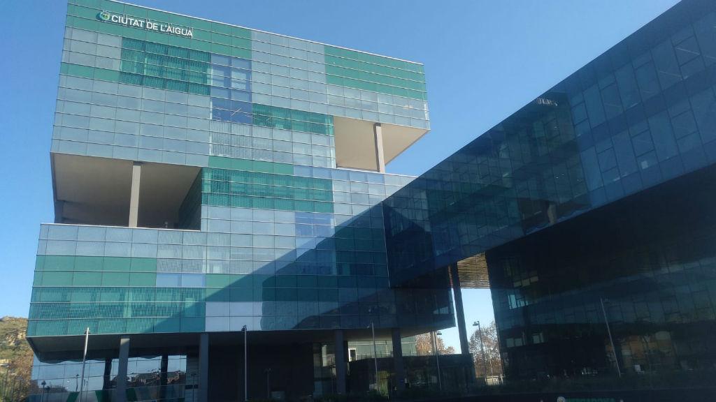 edifici Agbar Zona Franca