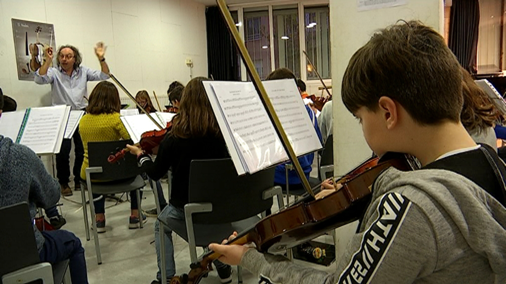 Escola municipal de música de Sant Andreu