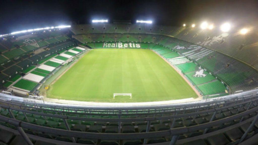 La final de Copa al Benito Villamarín